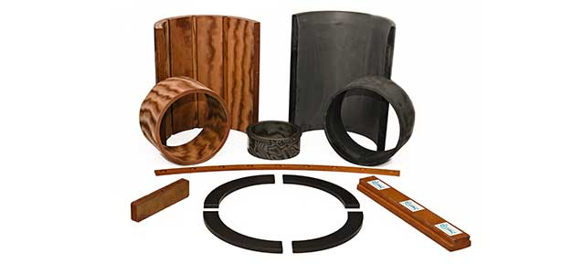 TENMAT composite bearings